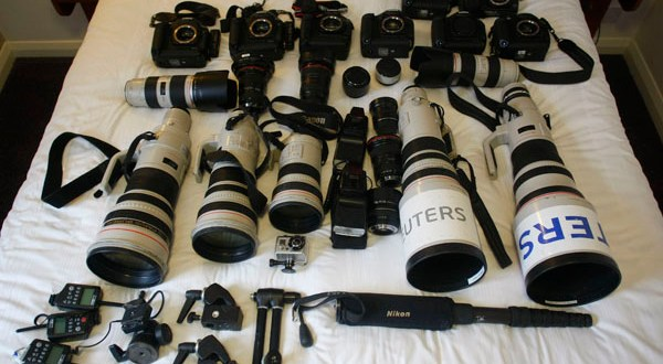 The DSLR Camera News Website