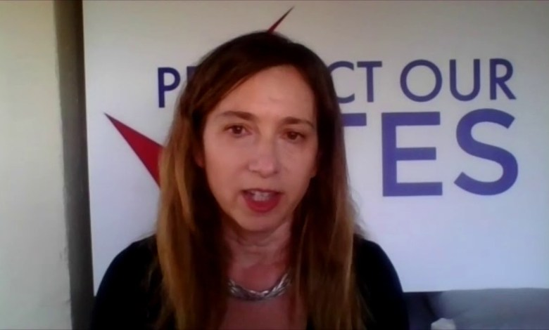 Jennifer Cohn, Election Security Advocate