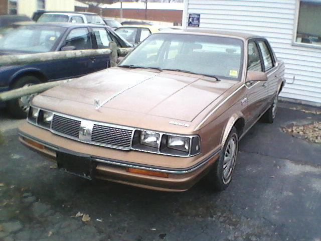 1987 Oldsmobile Cutlass Ciera