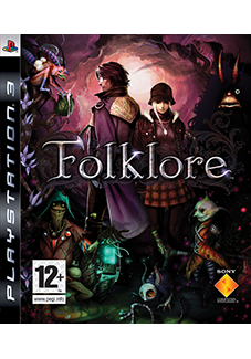 Folklore Ps3 The Cover Project