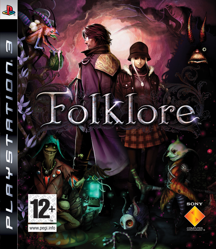 Folklore 2007 Playstation 3 Box Cover Art Mobygames