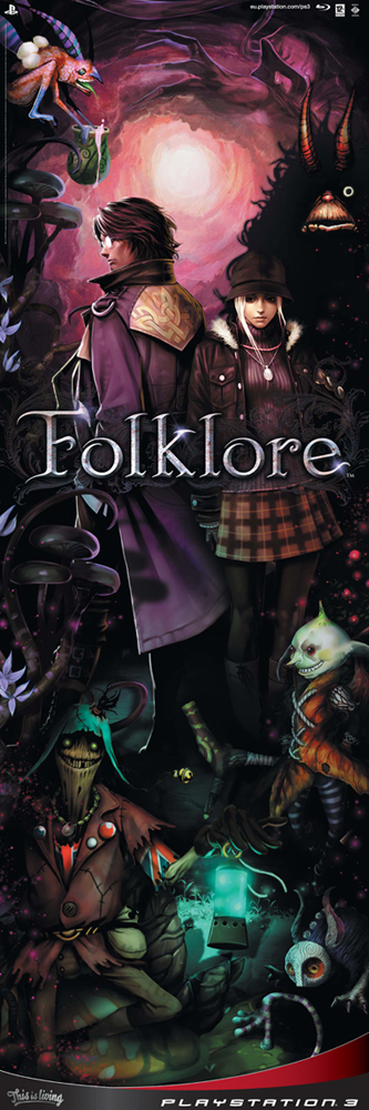 Folklore Walkthrough Part 1 Ps3 Folkssoul Ellen Prologue