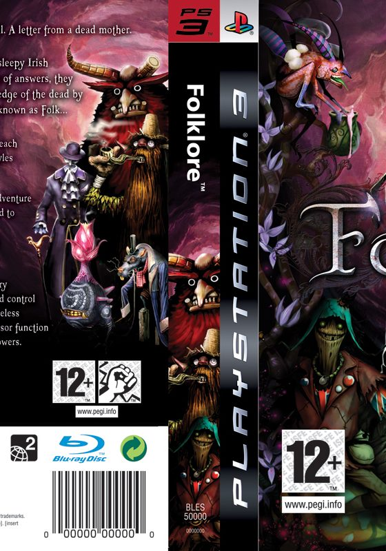 Ps3 Folklore For Sale In Waterford City Waterford From Pandora01