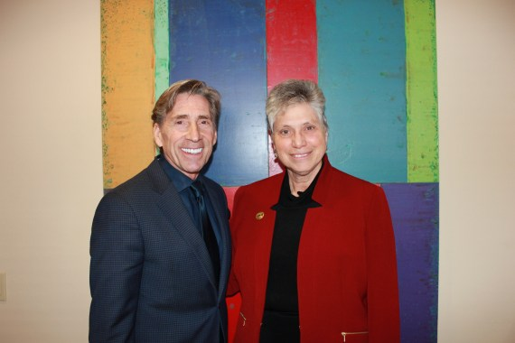 Marywood Honors Patrick Fricchione + Sr Mary Persico IHM