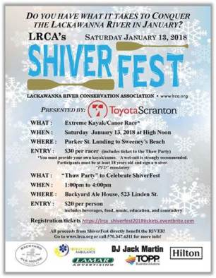 Calendar of Events - River Fest