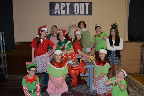 Act Out cast