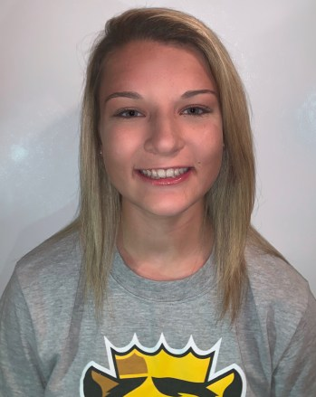 Athlete of the Month Olivia Krupski athlete