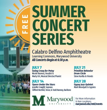 Marywood Summer Concert Series