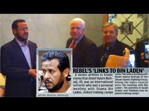 McCain Bin Laden