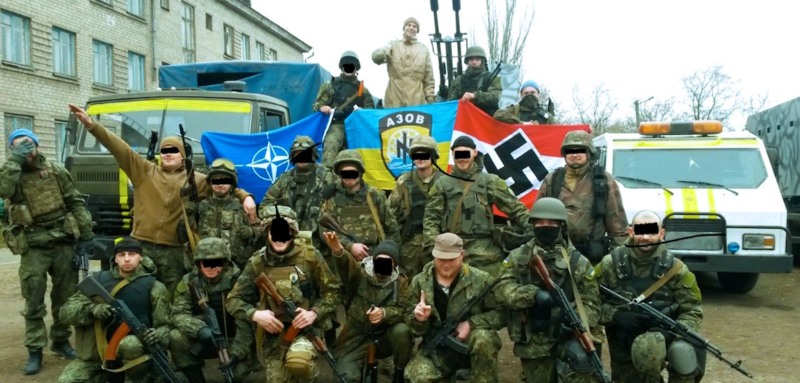 Image result for neo nazi's in ukraine