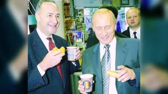 Chuck-Schumer-Vladimir-Putin