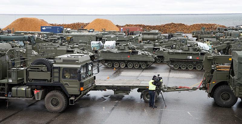 british vehicles estonia