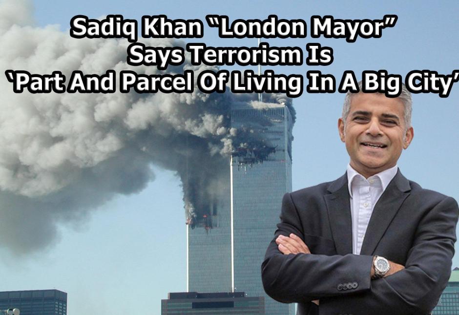 Seemorerocks: Sadiq Khan - London's Sunni extremist fifth ...