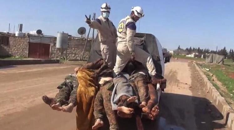 3687078f4 Trump resumes funding for White Helmets