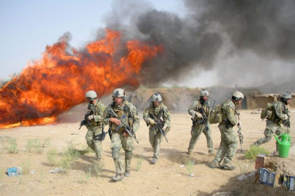 Ron Paul: Will Special Interests Allow America's 'Longest War' to Finally End?