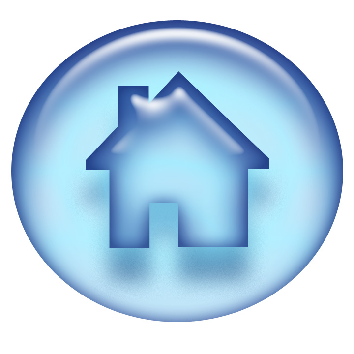 home real estate button