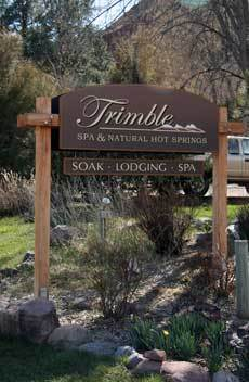 Trimble Sign