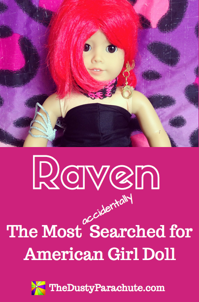 The Most Accidentally Searched For American Girl Doll - TheDustyParachute.com