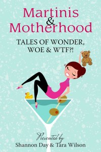 martinis motherhood cover