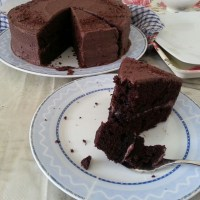 The ONLY Super Moist Chocolate Fudge Cake In My Heart (Most Amazing Go To Recipe)
