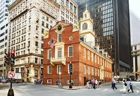 Old State House @ Boston