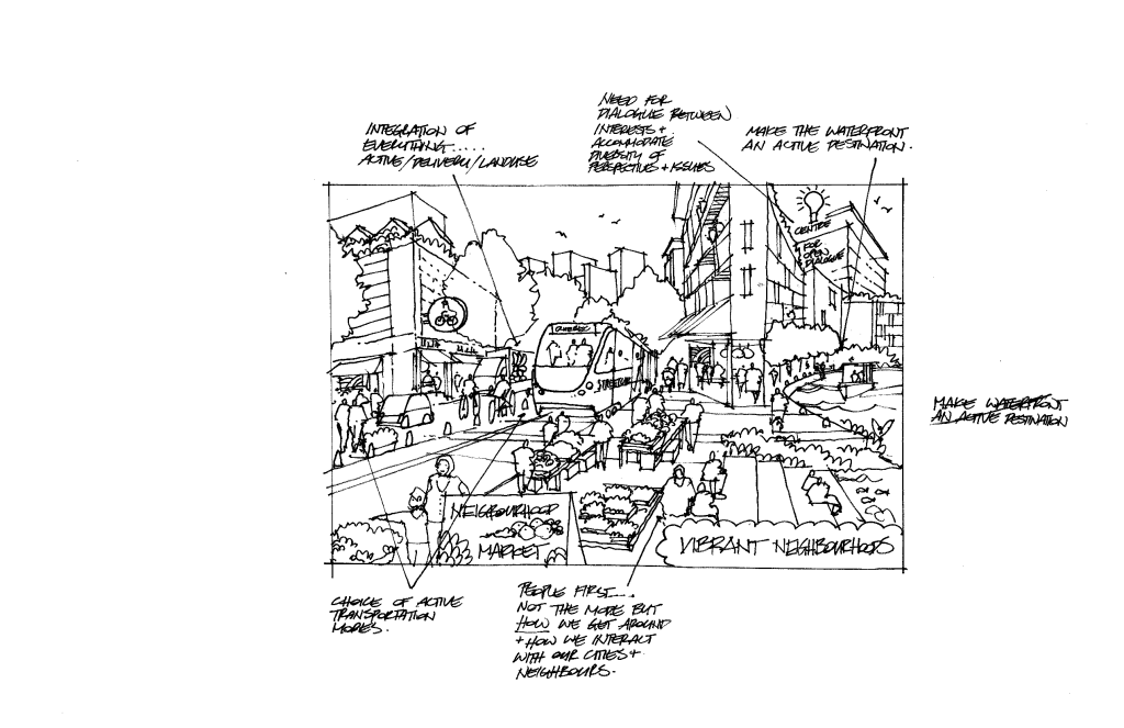 DVA Sketch - Vibrant Neighbourhoods