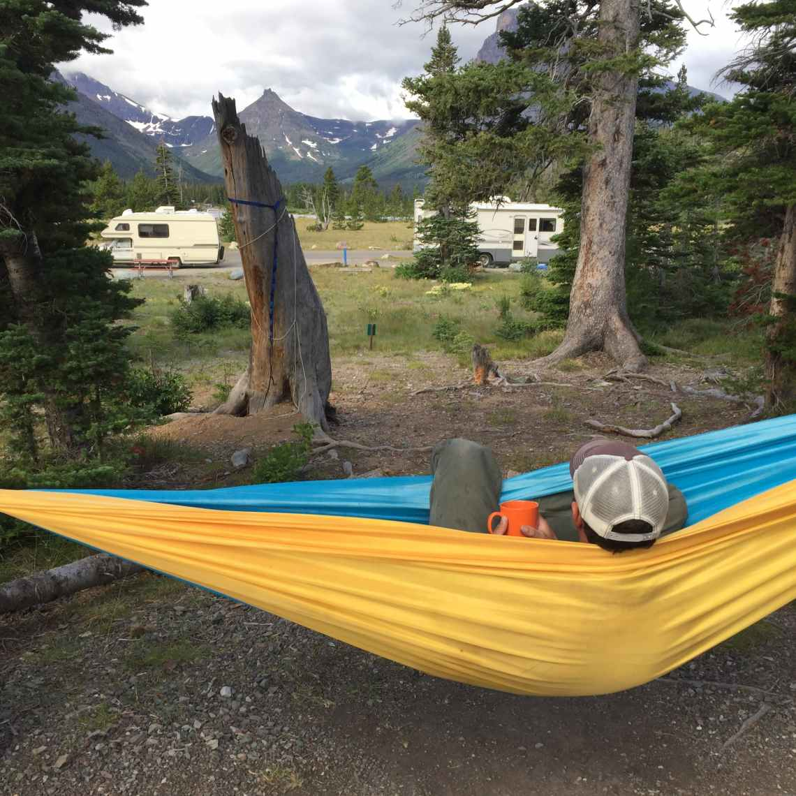 two medicine campgrounds in montana