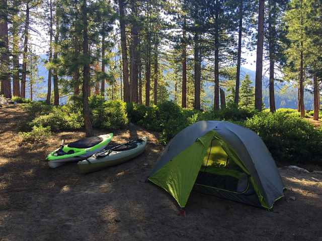 upper eagle point campground