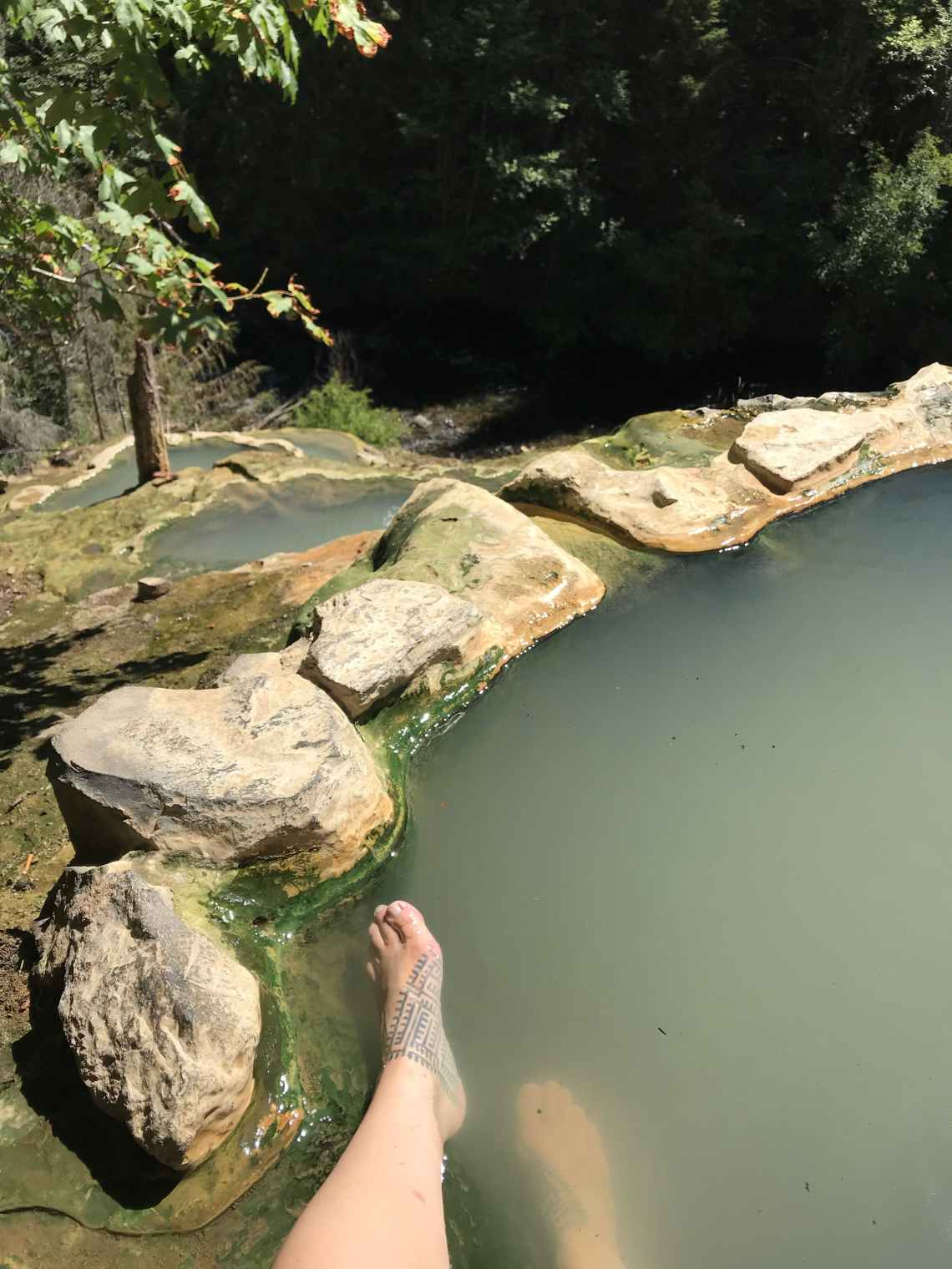 Umpqua Hot Springs, Oregon