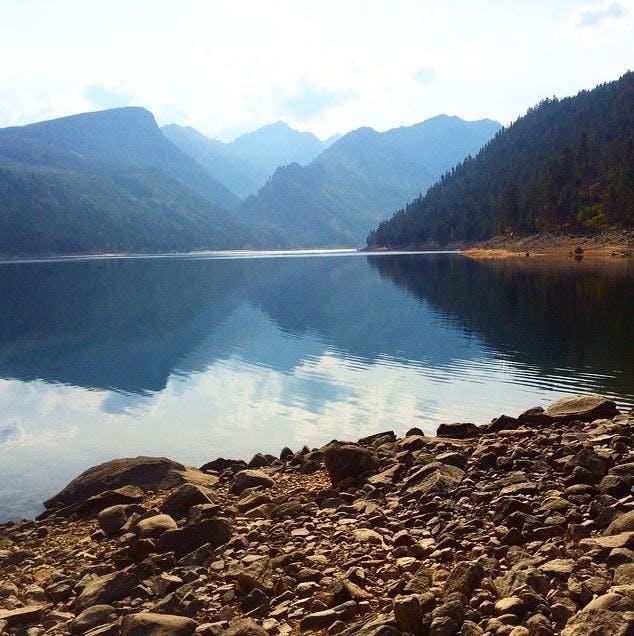 lake como campgrounds in montana