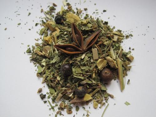 Sterrenmix thee zonder pepermunt