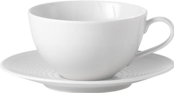 Royal Doulton Gordon Ramsay Maze ontbijtkop en schotel