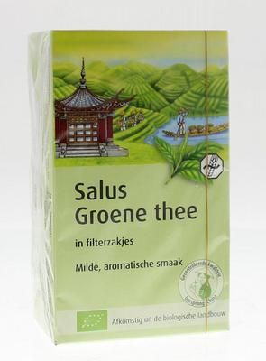 Salus Groene thee 15st