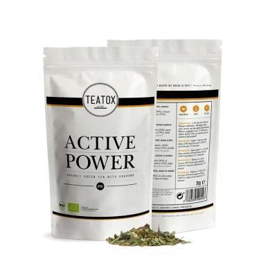 Teatox Bio Thee Active power bio thee refill 70 Gram