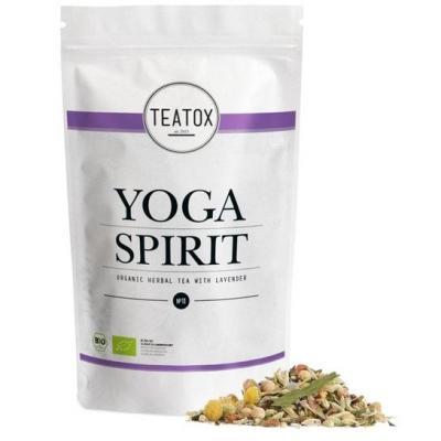 Teatox Bio Thee Yoga spirit bio refill 90 Gram