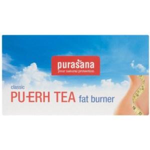 Purasana Pu Erh Thee Builtjes (96st)