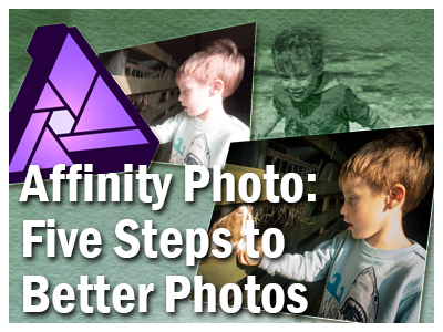 go to the Affinity 5 Steps course