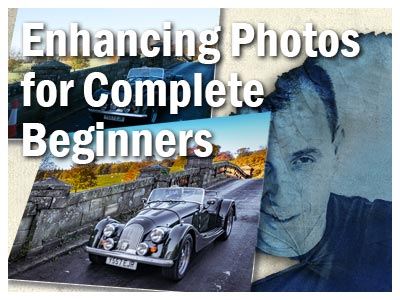 go to the Photo Enhancing For Beginners course