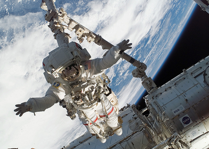 """U.s. Astronaut Christopher Cassidy Said On Wednesday That He Was Absolutely Confident His Crew Did Not Have The Coronavirus Ahead Of Their Launch To The International Space Station. """"we Feel Fanta"""