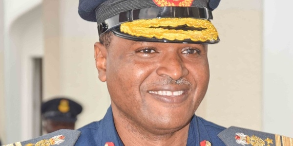 Naf Chief Implores Personnel To Maintain Good Civil/military Relations