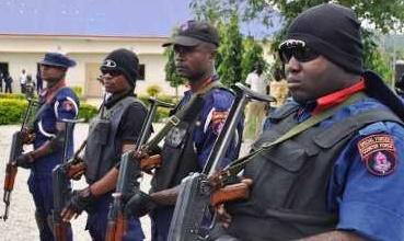 The Jigawa Command Of The Nigeria Security And Civil Defense Corps (nscdc), Has Commenced Awareness And Sensitisation Campaign Against Coronavirus At Markets, Motor Parks And Other Public Places In T
