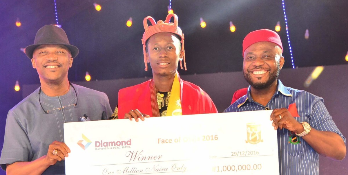 Foundation lights-up Anambra as winners emerge at 'Face of Okija' 2016 pageant