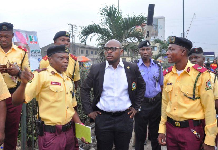 Lagos Task Force Raids Brothel In Mile 2, Arrests 14