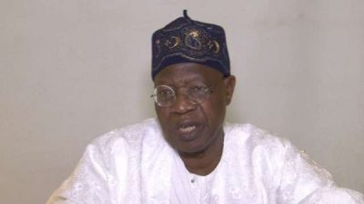 Image result for Buhari's achievements have rattled Atiku, PDP – Lai Mohammed