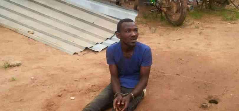 Pastor Kills Boy, Buries Head Under Church