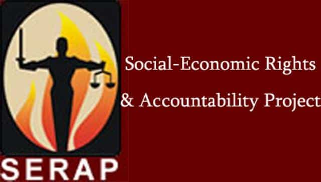 Socio Economic Rights Accountability Project Serap , Houses Assembly