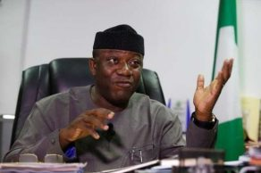 Image result for Fayemi receives reports of visitation panels