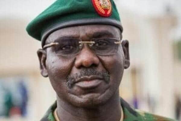 Tukur buratai Why Buhari appointed me Chief of Army Staff — Buratai