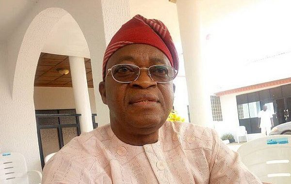 Alhaji Isiaka Gboyega Oyetola - Osun Govt organises Economic, Investment Summit to reposition state