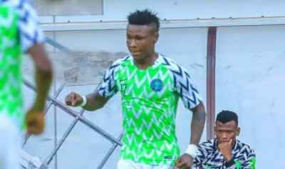 Breaking: Kalu suffers heart attack, doubtful for Super Eagles AFCON matches
